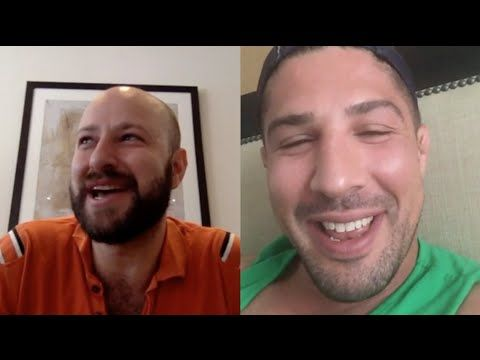 Brendan Schaub: 'Month Of Podcasting Paid More Than Last UFC Fight'