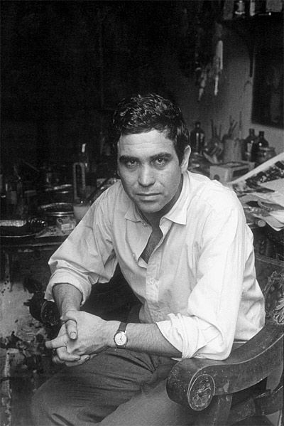 Carlos Alonso por Sameer Makarius
