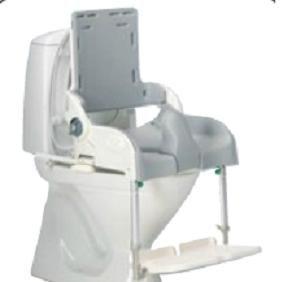 Snug Seat Flamingo Shower Commode Chair