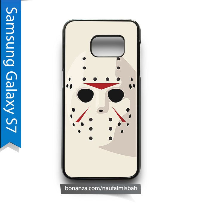 Jason Mask Minimalist Samsung Galaxy S7 Case Cover - Cases, Covers & Skins