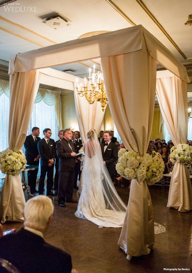398 best jewish weddings images on pinterest jewish weddings champagne fabric floral swags chuppahjewish weddingsengagement partieswedding decorationwedding junglespirit Choice Image