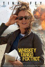 Poppin' Movies!: Whiskey Tango Foxtrot (2016)