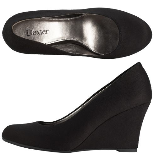 Payless Shoes Closed Toe Wedges