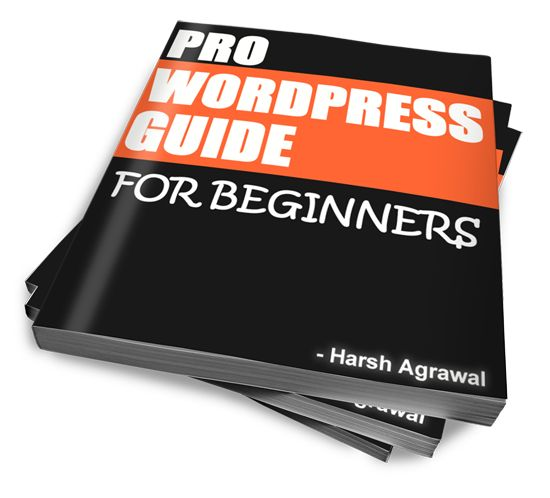 This WordPress Guide is the best place for WordPress beginners to learn WordPress. This guide will teach any beginner about WordPress, SEO, and blogging.