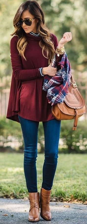 45 Must Have And Trending Fall Outfits For September - Buzz Tendency