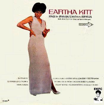 Sings in Spanish - Eartha Kitt