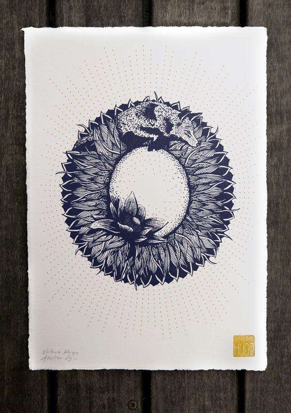 Un bleu vegetale 6 lettres