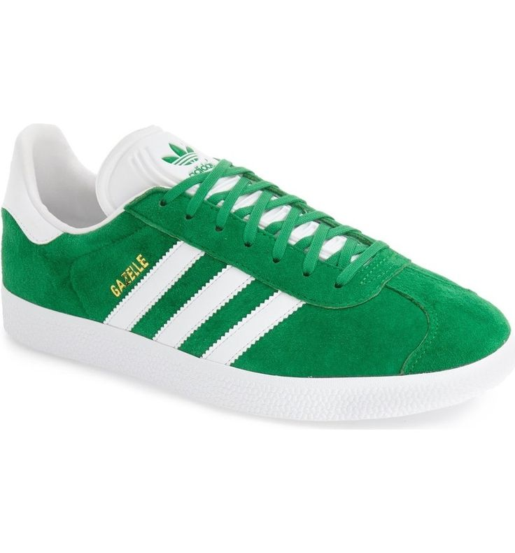 The Adidas Gazelle has been refreshed to be sleeker than