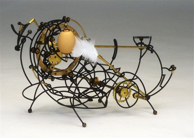 Bildergebnis für kinetische kunst anleitung