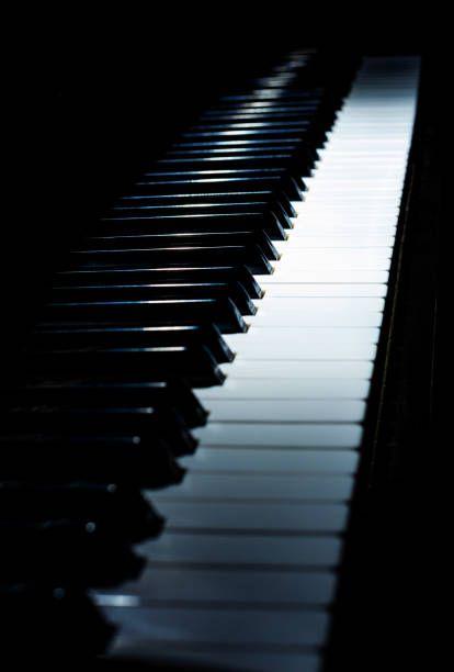 piano vertical dark colour 50mm
