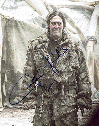 CIARAN HINDS - Game of Thrones AUTOGRAPH Signed 8x10 Photo @ niftywarehouse.com #NiftyWarehouse #GameOfThrones #Fantasy #TVShows #HBO #Show