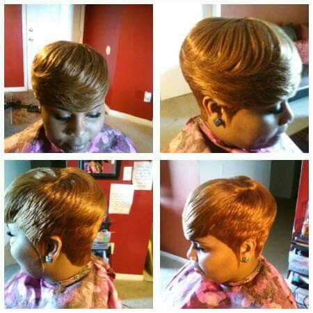 28 Pieces Short Cuts Quick Weave Pinterest Hair Styles Short