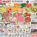Easiness of Fresh Grocery Shopping with H MartCatalog Discount - Many people want to prepare the best foods for their famil
