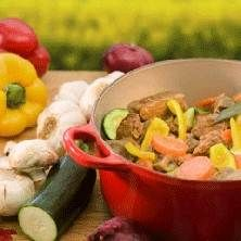 Köttgryta med grönsaker