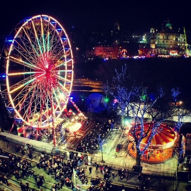 Light Shop In Edinburgh: 73 Best Christmas In Edinburgh Images On Pinterest