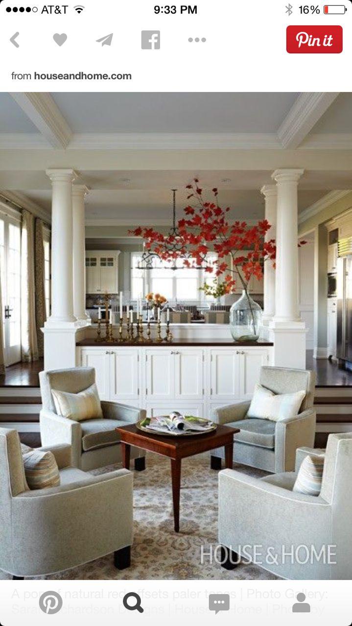 38 best step down living rooms images on pinterest | sunken living