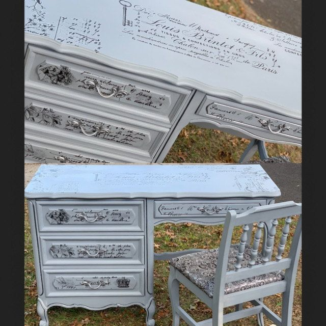 Furniture Decals Chatellerault Roses By Redesign With Prima Etsy Rub On Transfers Chatellerault Decoupage Furniture