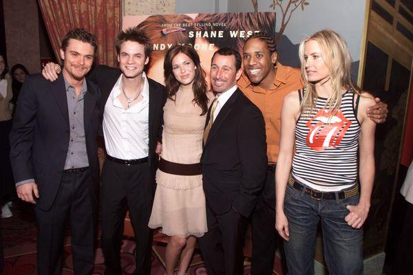 A WALK TO REMEMBER Premiere - Cast