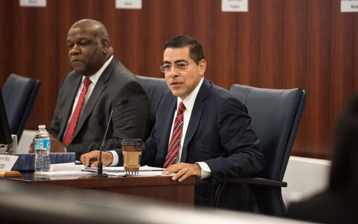 Jesse Ruiz will be leaving the CPS Board of Education at the end of the calendar year. Mayor Rahm Emanuel has not  named his replacement.