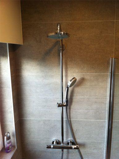 17 beste afbeeldingen over inloopdouche op pinterest toiletten studio 39 s en ramen - Functionele badkamer ...