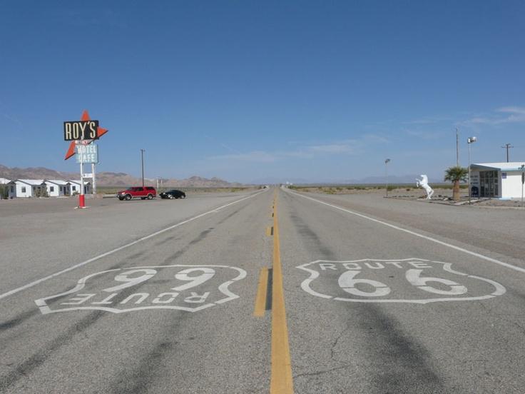 Route 66: On The, The Pictures, For A, Ansicht Auf, Größere Ansicht, Route 66, Bilder Klicken, Ein Größere