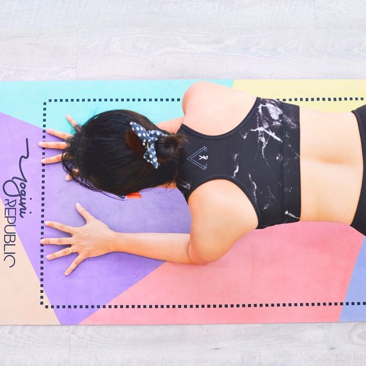 Our fun Geo Pastello mat will brighten up any day - even Mondays 🌟☺️ #YRliving