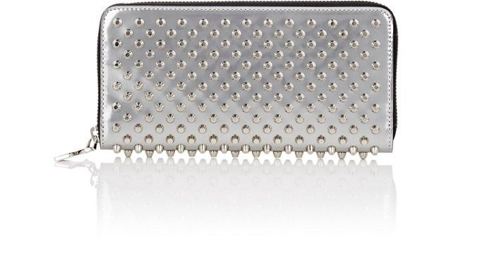 292bb0f4afb3 CHRISTIAN LOUBOUTIN Panettone Zip-Around Wallet. #christianlouboutin ...