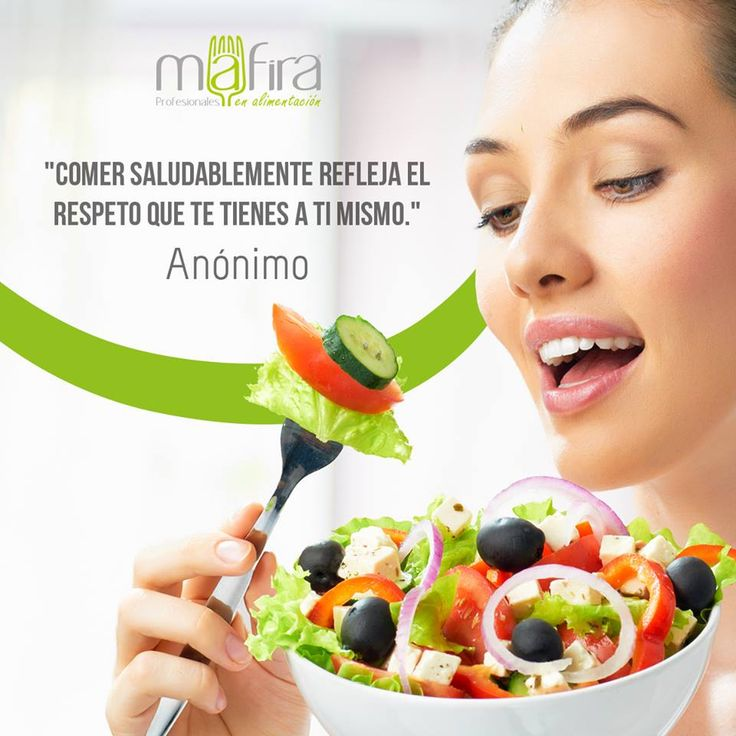 Completa la frase: Me gusta comer saludablemente porque ______________. ☺