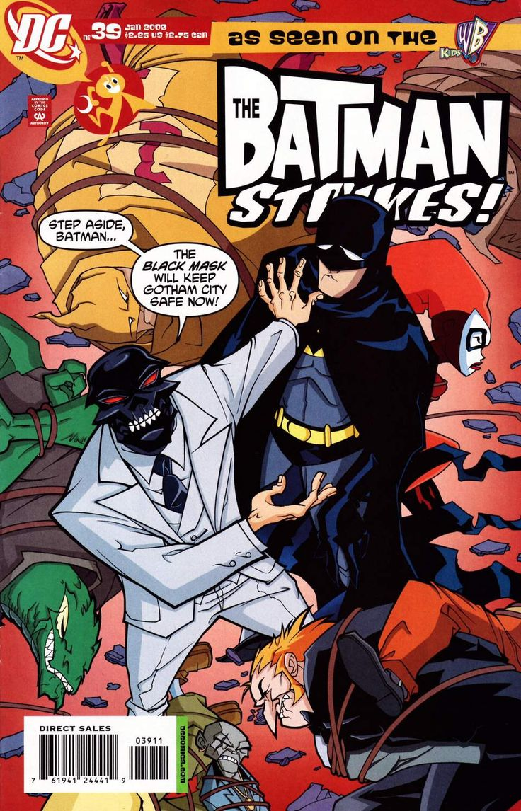 Read The Batman Strikes Issue 039 online | Read The Batman Strikes online | Read Comic Books Online Free