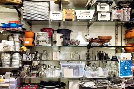 From sushi knives to spaetzle makers and dimsum portioning scales, Mumbai markets are now a treasure trove of high-tech kitchen equipment. Here's where chefs buy their toys