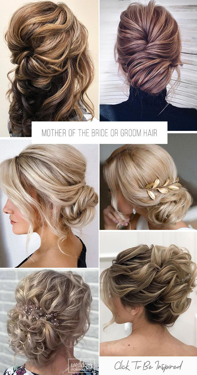 Mother Of The Bride Hairstyles 63 Elegant Ideas 2020 Guide In 2020 Mother Of The Bride Hair Short Wedding Hair Bride Hairstyles