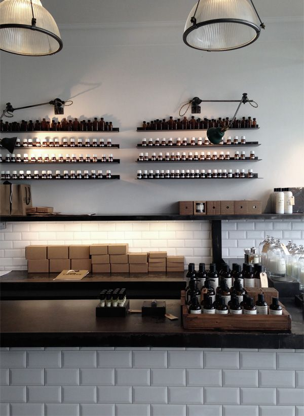 My first visit to the Le Labo concept store in London's Marylebone almost turned me into a frangrance fanatic.