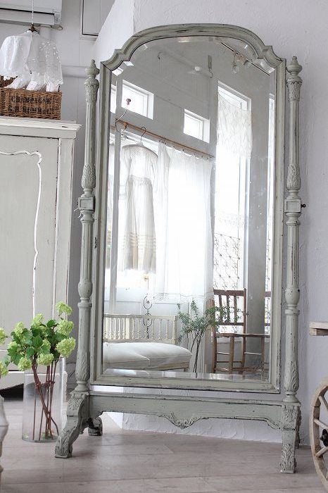 46 best images about full length mirrors on pinterest for Big full length mirror