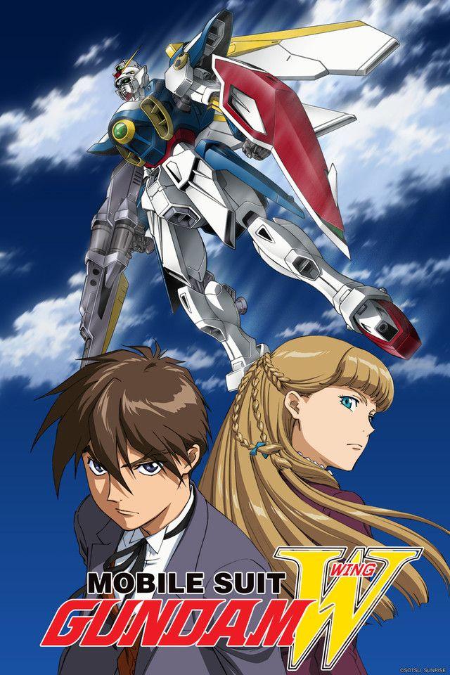 Crunchyroll - Mobile Suit Gundam Wing Full episodes streaming online for free