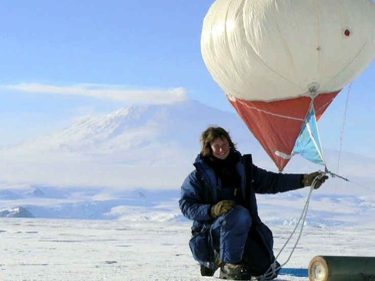 In this video Dr Katja Riedel of the National Institute of Water & Atmospheric Research (NIWA) tells why she came to New Zealand to do atmospheric research in Antarctica.