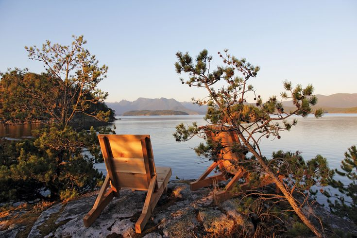 A couple of ferry rides will get you to the last unspoiled stretch of the Sunshine Coast.