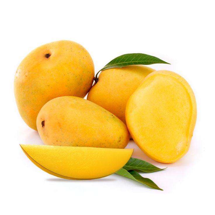 health benefits of mangoes - yellow cut mango