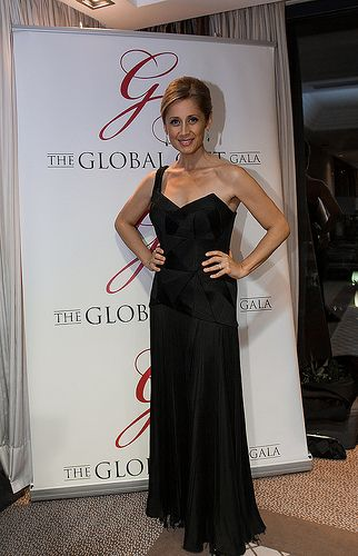 Lara Fabian ambassador of Global Gift Gala Marbella