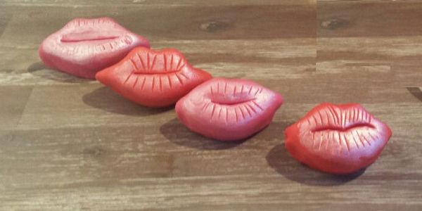 Kusjes voor je liefste Valentijn!