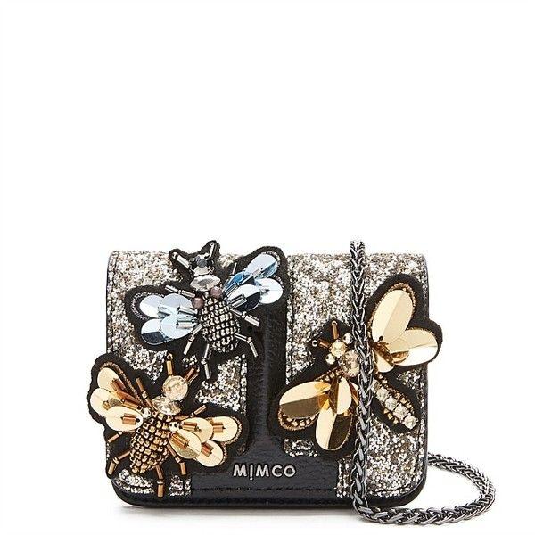DRIFT TINY HIP BAG ($115) ❤ liked on Polyvore featuring bags, handbags, white bag, white purse and white handbag