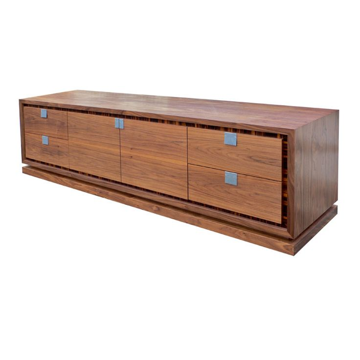 Long Low Sideboard by Anton Gerner - bespoke contemporary furniture melbourne