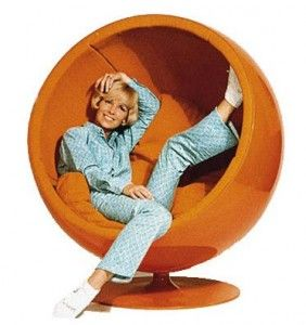 Ball Chair - Eero Aarnio
