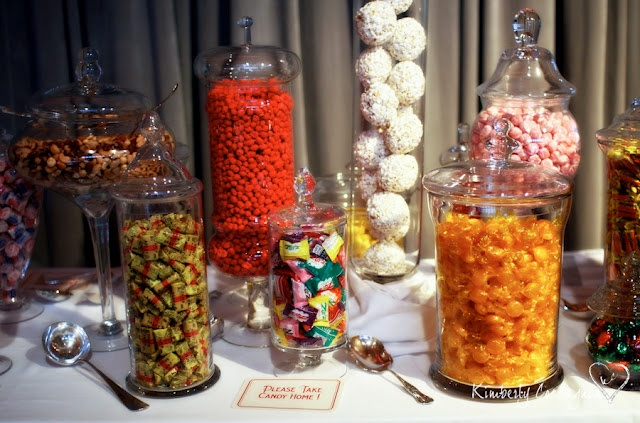 Retro Candy Candy Bar