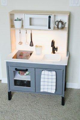 Mini küchenzeile ikea  38 besten duktig pimpen Bilder auf Pinterest   ikea Kinder Küche ...