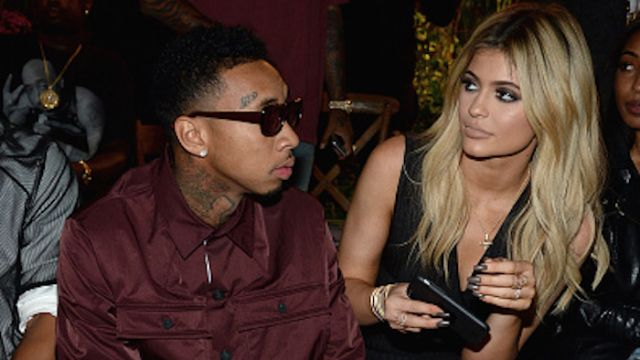 Kylie Jenner and Tyga broke up, and the reason is exactly what you'd expect.
