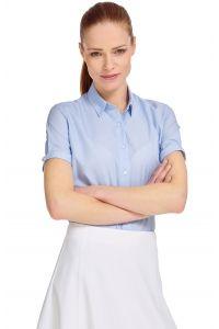 niebieski Koszula damska WÓLCZANKA 199.90zł