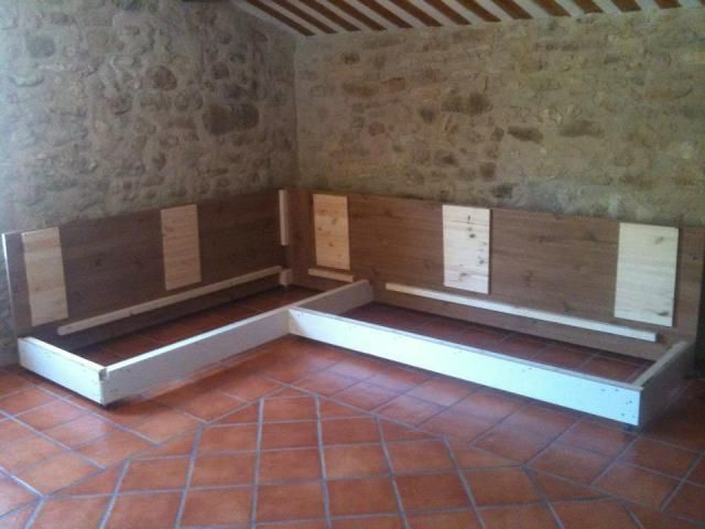Indoor Pallet Furniture