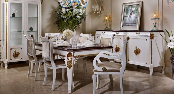 Güzel Yemek Odası Takımları