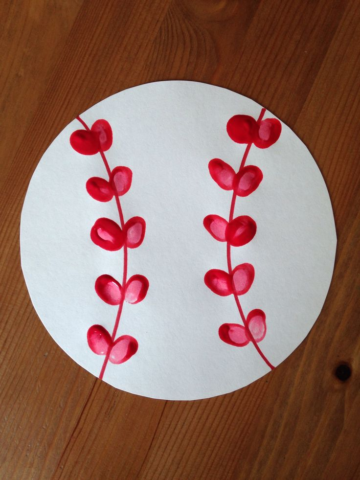 Best 25 sport themed crafts ideas only on pinterest for Football crafts for preschoolers