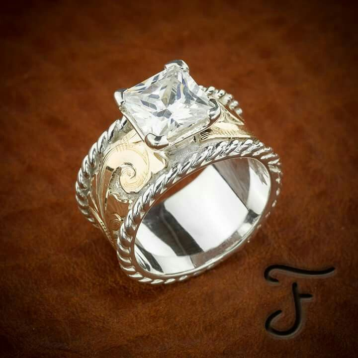 browse a full inventory of western jewelry online discover handmade artisan jewelry western rings and one of a kind items - Western Style Wedding Rings